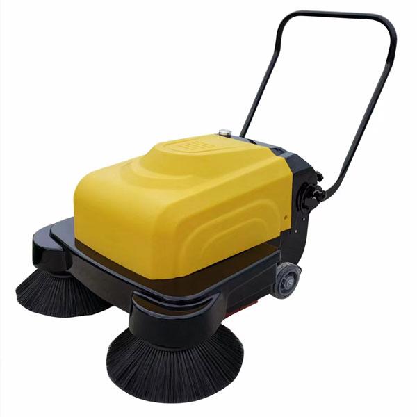 KT100自走式电动扫地机 物liu中心手推式扫地机