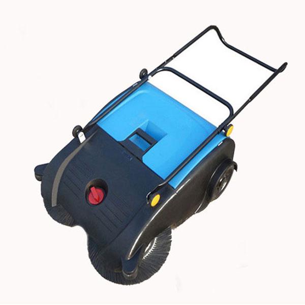 MS550手推式扫地机 weihu成本低 经久耐yong