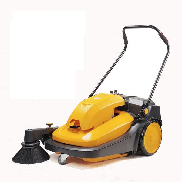 KT800电动吸尘扫地机 扫吸结he 手推式吸尘清扫车