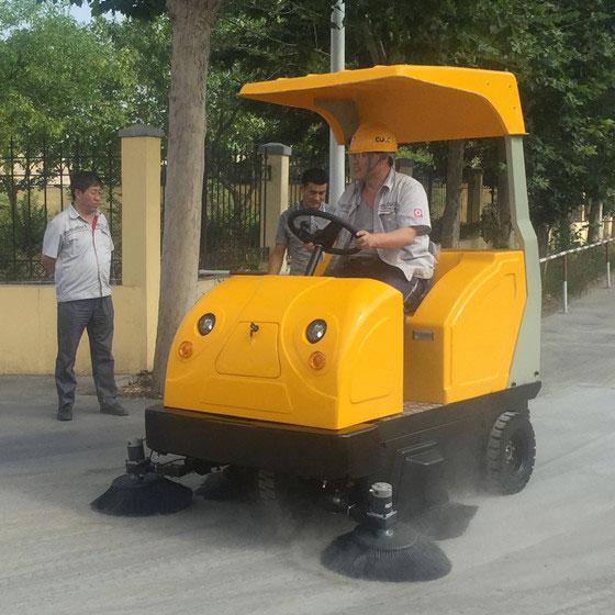 MS185全自动驾驶式扫地机