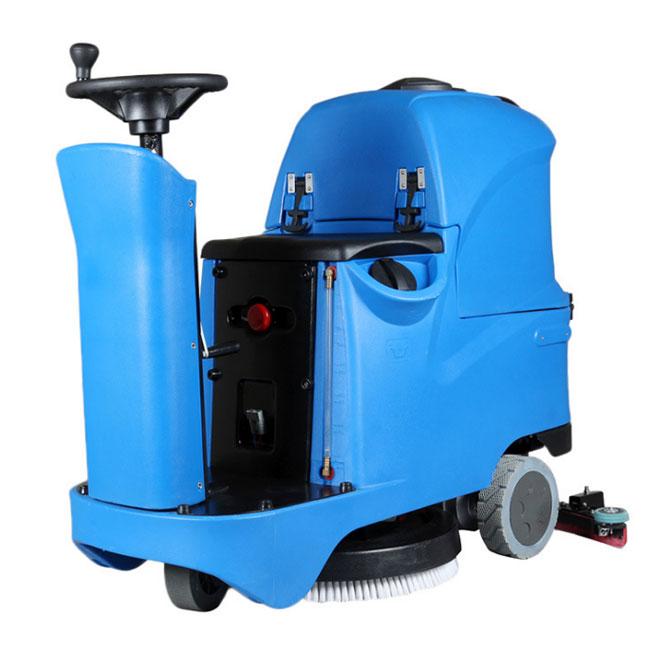 多功能自动驾驶式洗地机