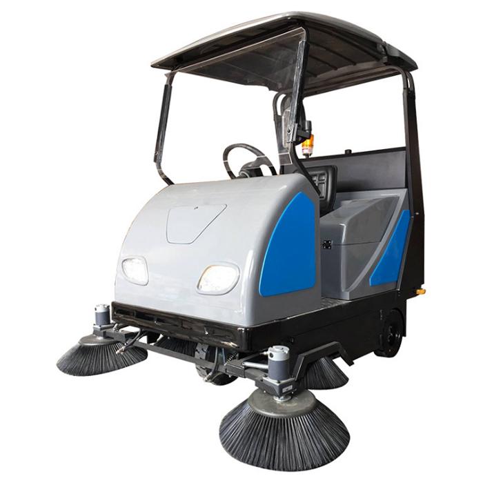KTS180A大xing驾驶式扫地机 半封闭自动扫地车